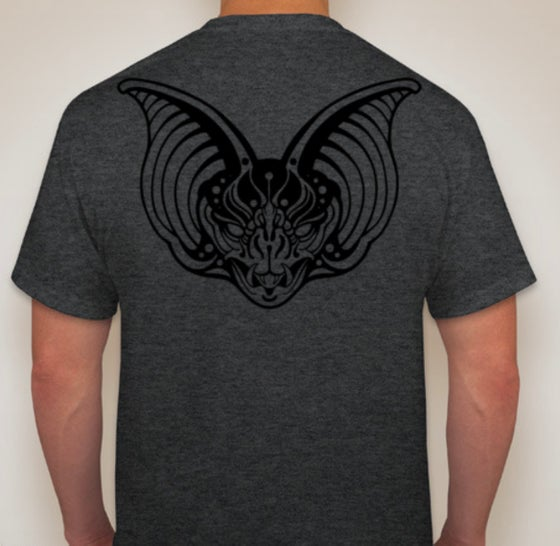 Image of Bat Head T- shirt