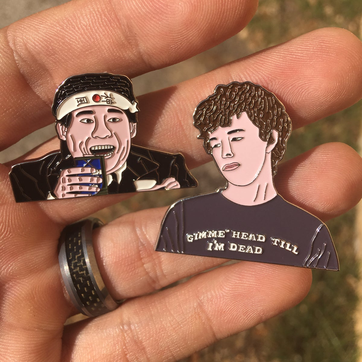 Image of Nerds Lapel Pins (sold separately)