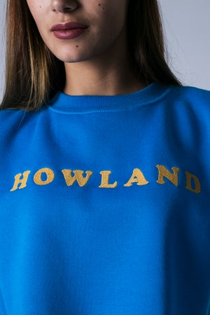 Image of OLD SCHOOL SWEATSHIRT