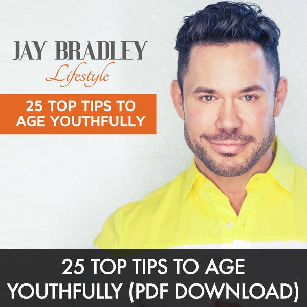 Image of 25 Top Tips to Age Youthfully