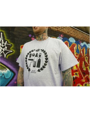 Image of Heavy Goods Crest Logo T-Shirt