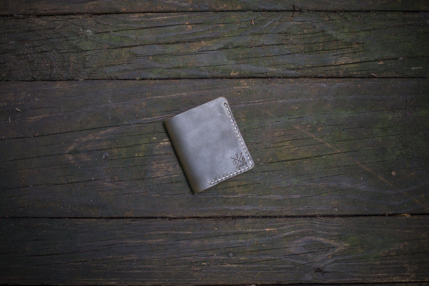 Image of Go Forth Goods Single Deluxe Wallet