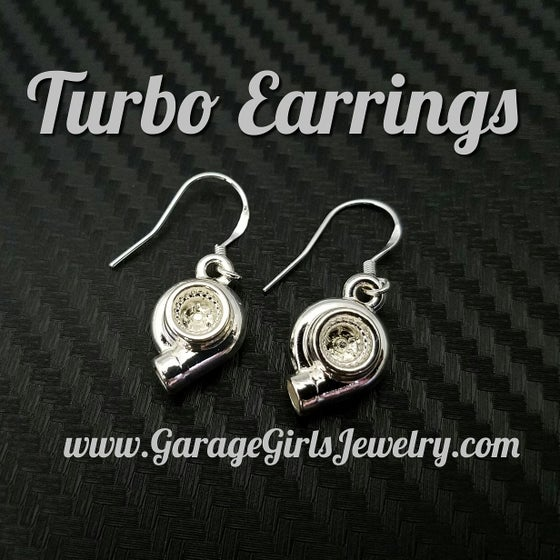 Image of Turbo Earrings