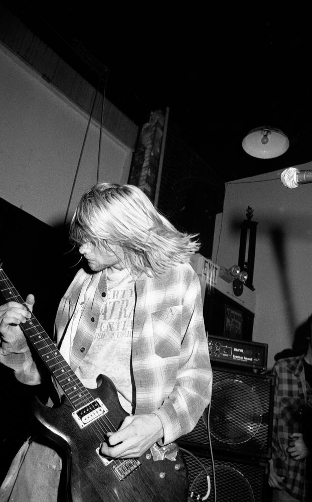 Image of Kurt Cobain #2