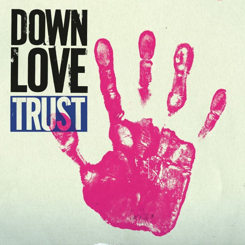 Image of Down Love - Trust CD