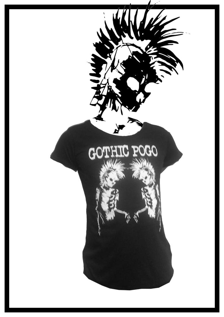 """Image of T-Shirt """"2x Skelett"""""""