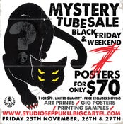 Image of BLACK FRIDAY 2016 - MYSTERY TUBE SALE