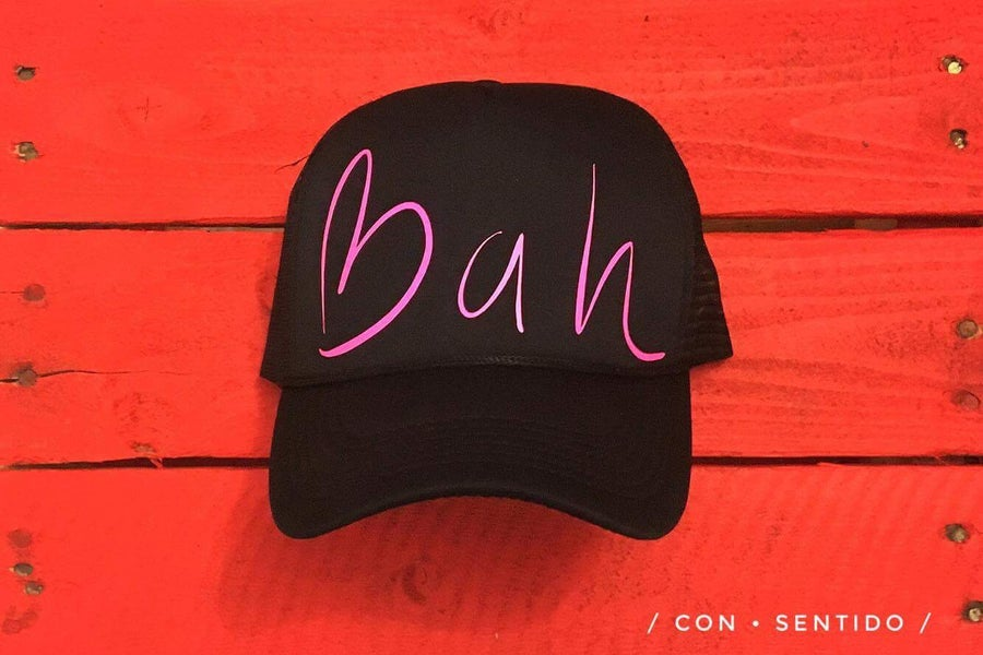 Image of Bah Trucker Hat