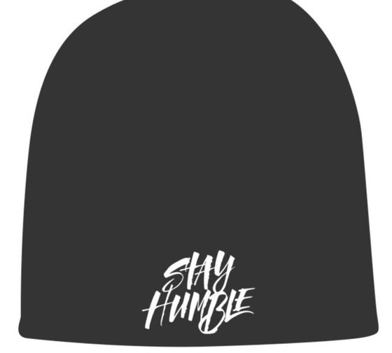 Image of Stay Humble Official Winter Beanie
