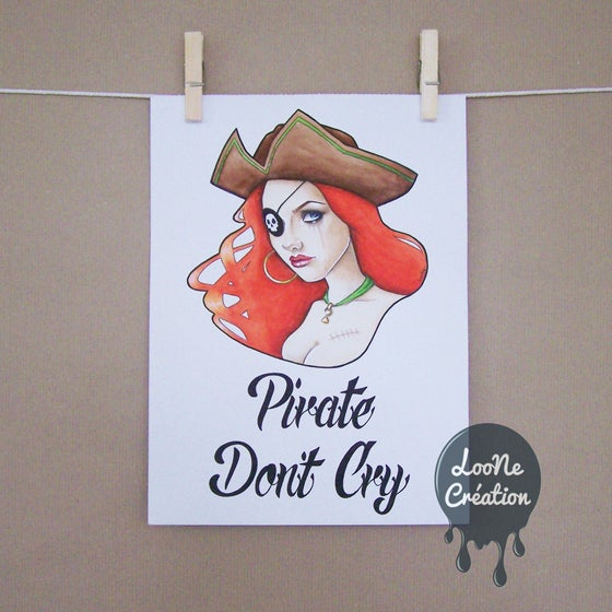 Image of Pirate Don't Cry