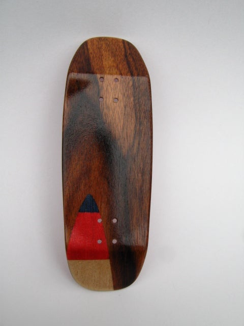Image of Split ply bottom - Old shape square tail square nose - FREE SHIPPING