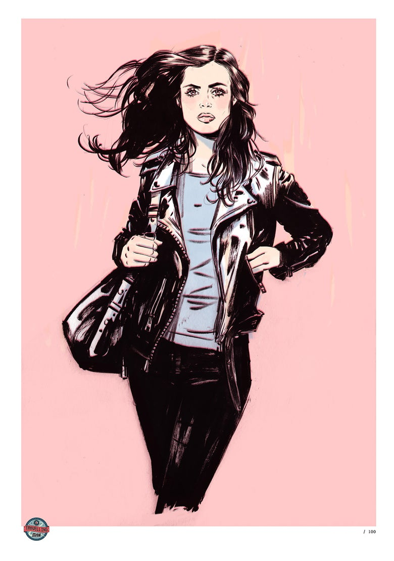 Image of JESSICA JONES PRINT