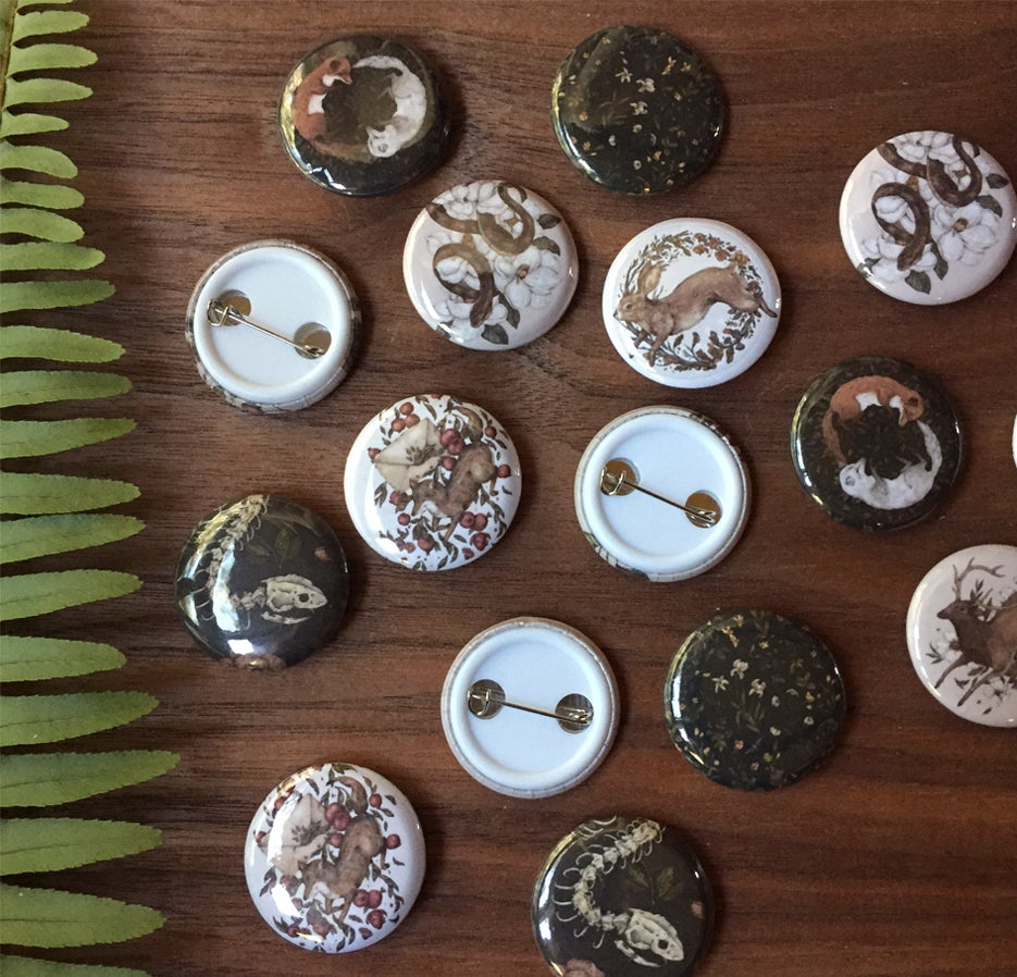 Image of Buttons / Badges