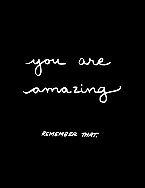 Image of You are Amazing