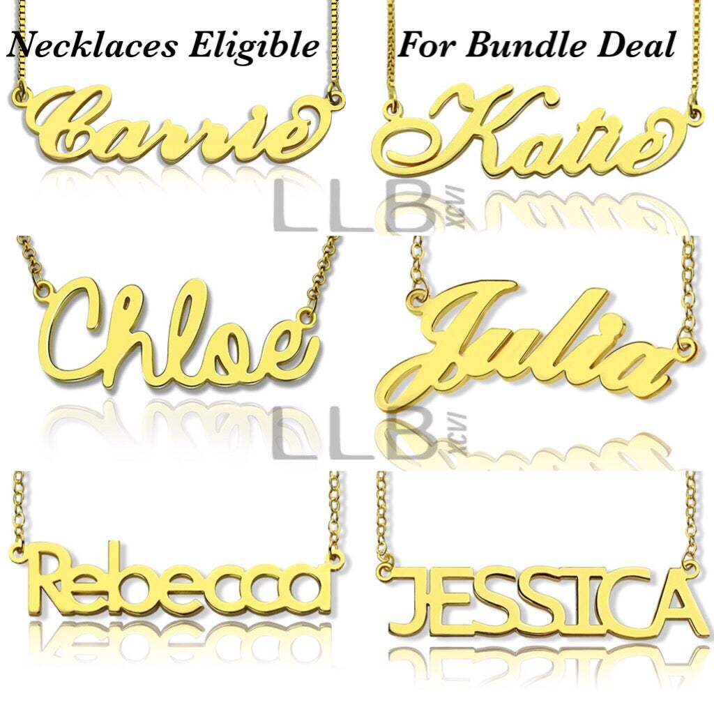 Image of Custom Jewelry Bundle Deals