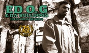 "Image of ED O.G & DA BULLDOGS ""Life Of A Kid In The Ghetto"" 25 Year Anniversary Cassette"