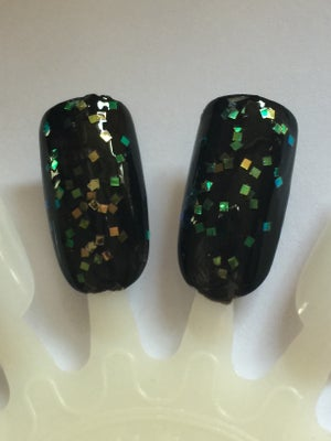 Image of Iridescent Color-Shift Square Glitter 1mm