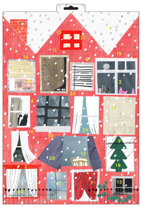 Image of Townhouse advent calendar
