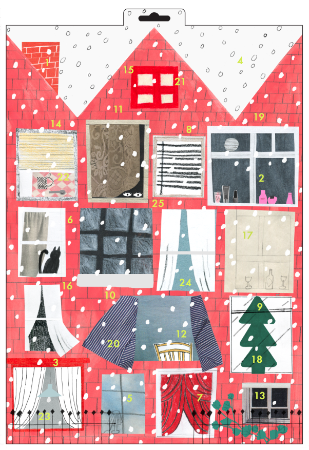 Image of Townhouse advent calendar