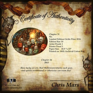 Image of Chris Mars: Chapter 31 Print