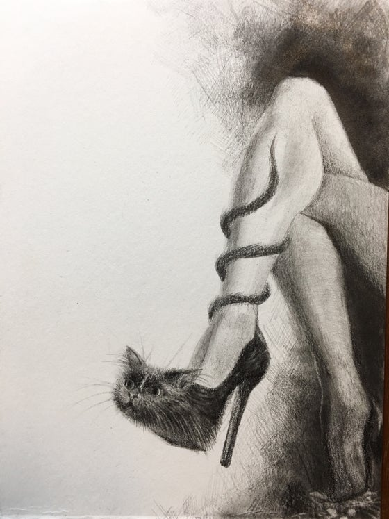 Image of Kitten heels