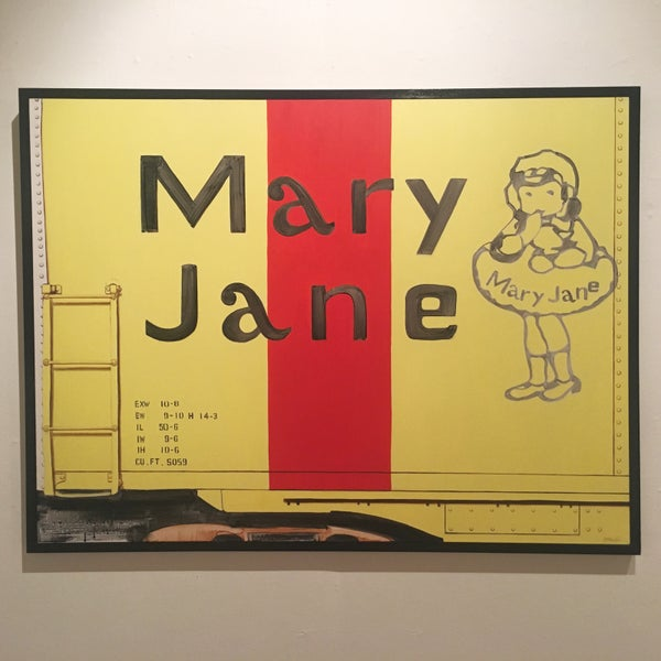 "Image of JAMIE O'NEILL - ""MARY JANE"""