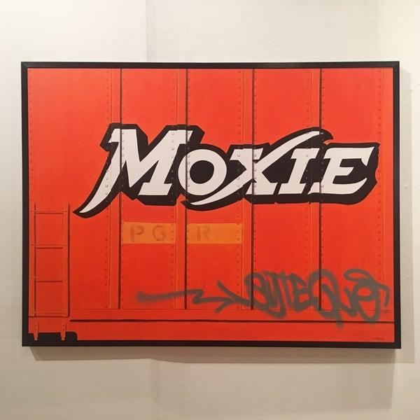 "Image of JAMIE O'NEILL - ""MOXIE"""