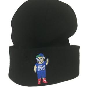 Image of Team Soca Bear Skully Hat