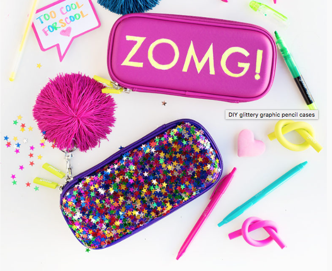 Image of COOL FOR SCHOOL (BACK TO SCHOOL CRAFT)