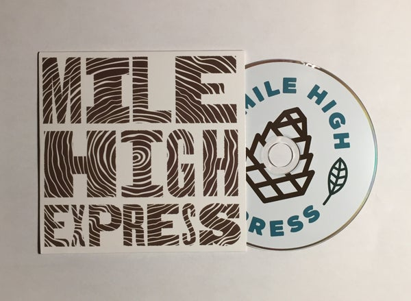 Image of Mile High Express EP