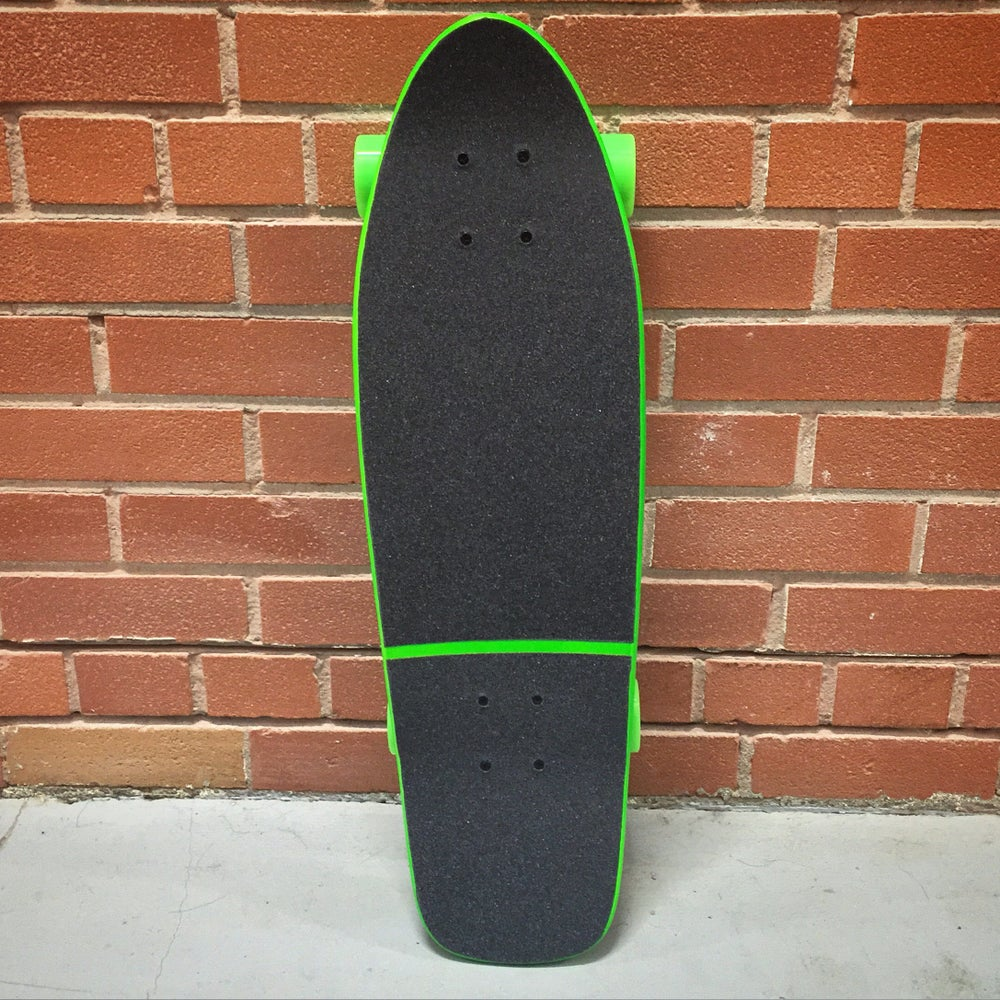 Image of NEON GREEN OLD SCHOOL CRUISER