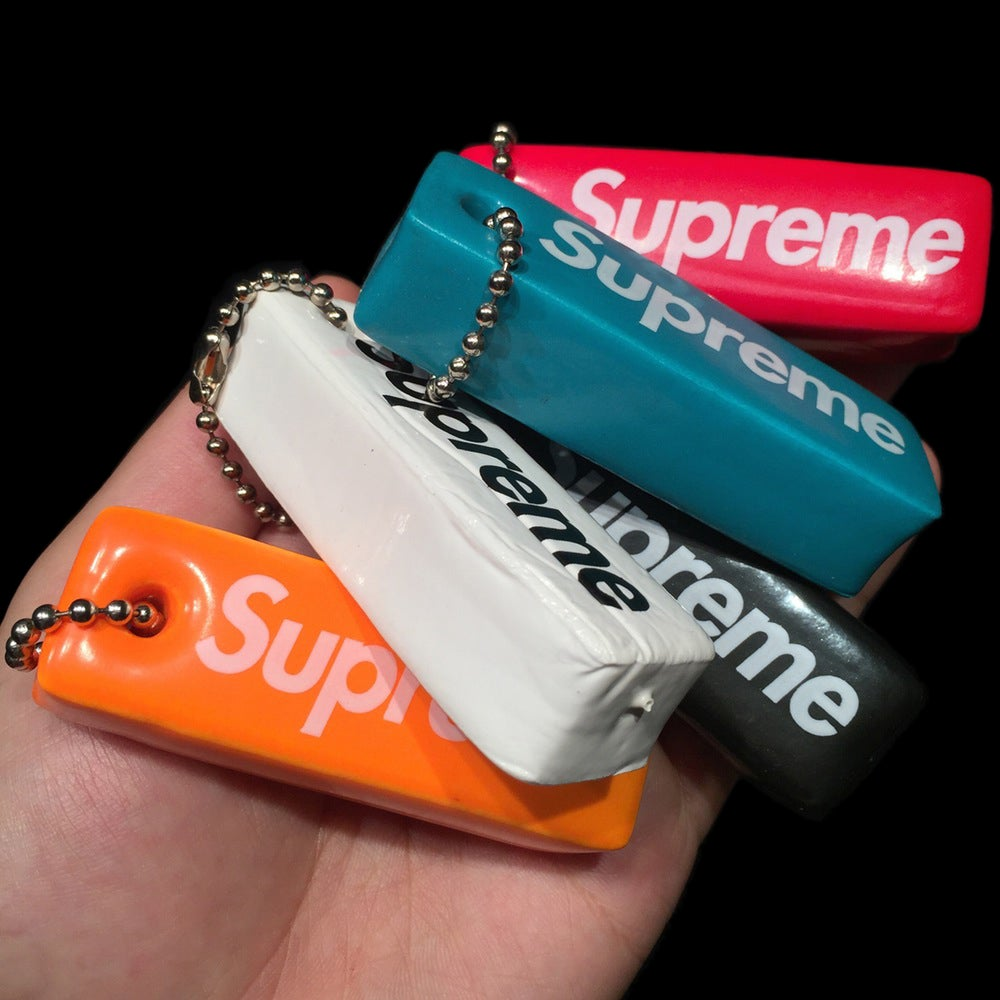 Image of 2007 SS Puffy Keychain