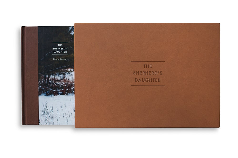 Image of The Shepherd's Daughter Book, Special Edition