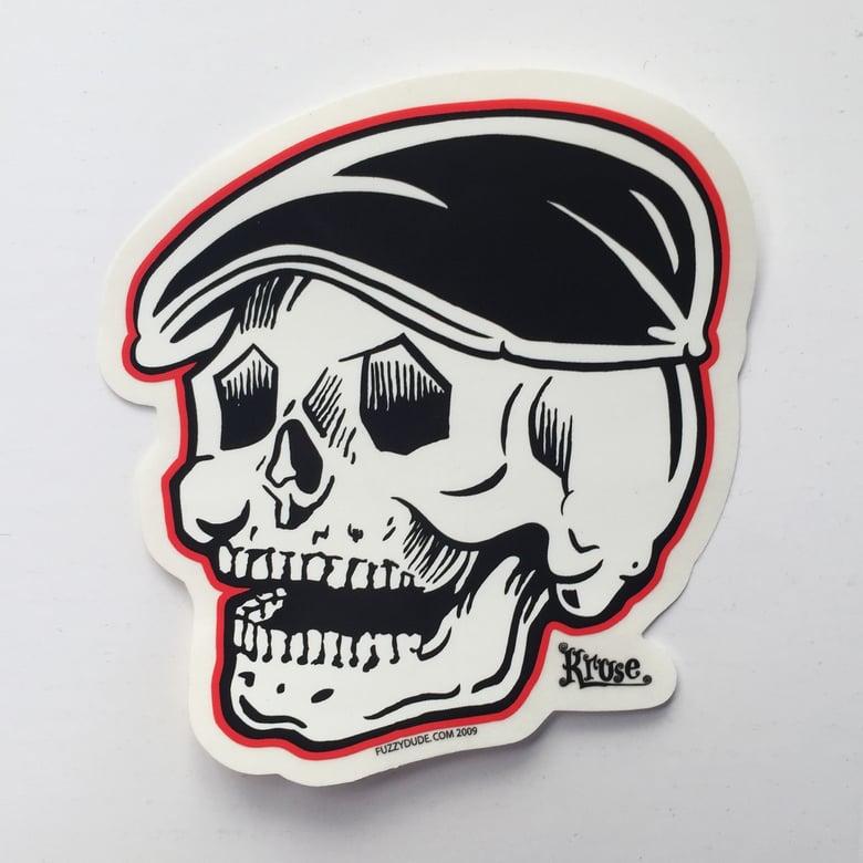 Image of Skullie sticker