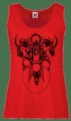 Image of Camiseta tirantes Girlie Ciervo