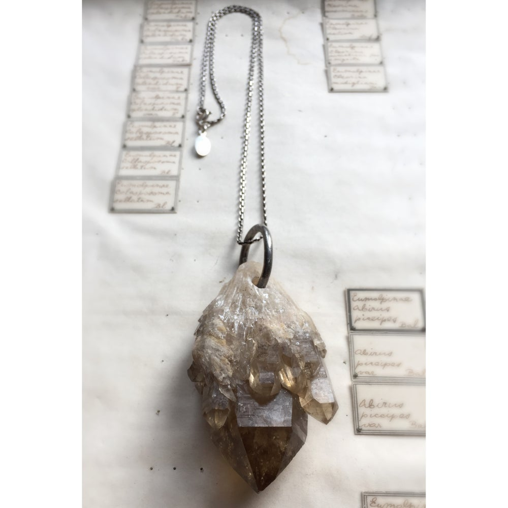 Image of The Melted Mountain Necklace