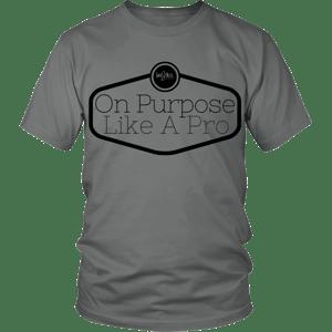 Image of Like A Pro shirt