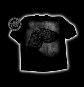 Image of T-shirt - Moth & Circle