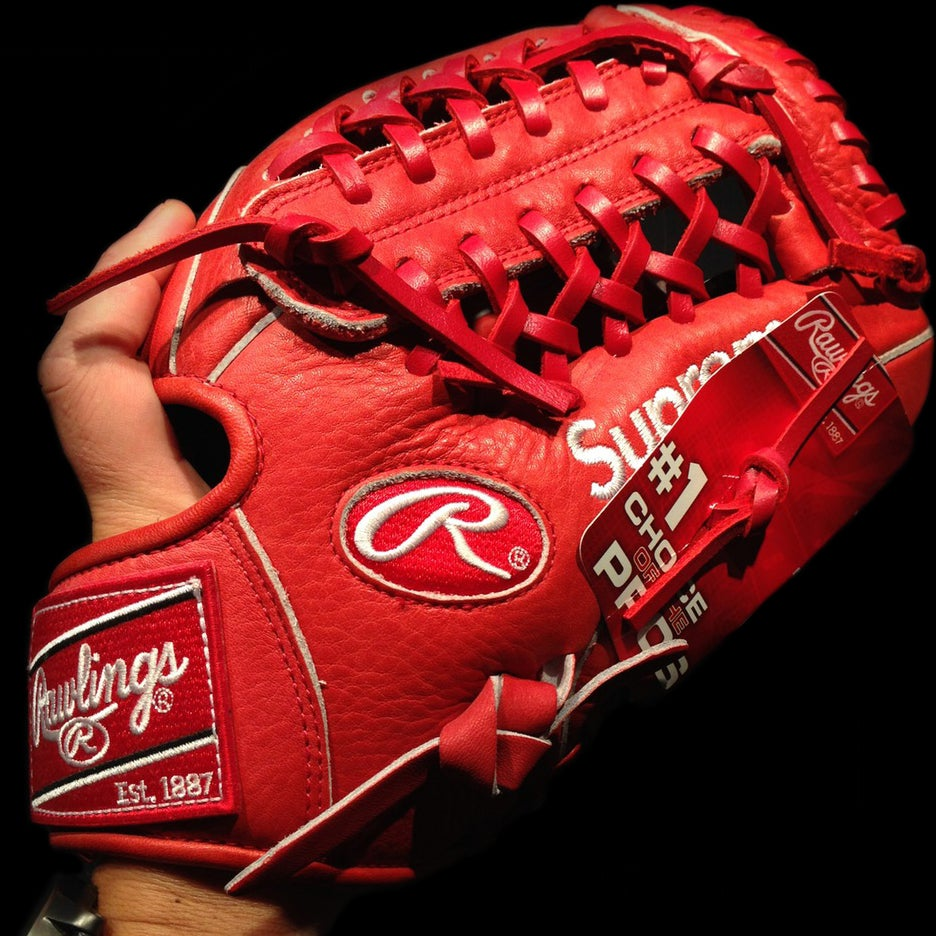 Image of 2012 Rawlings Gloves
