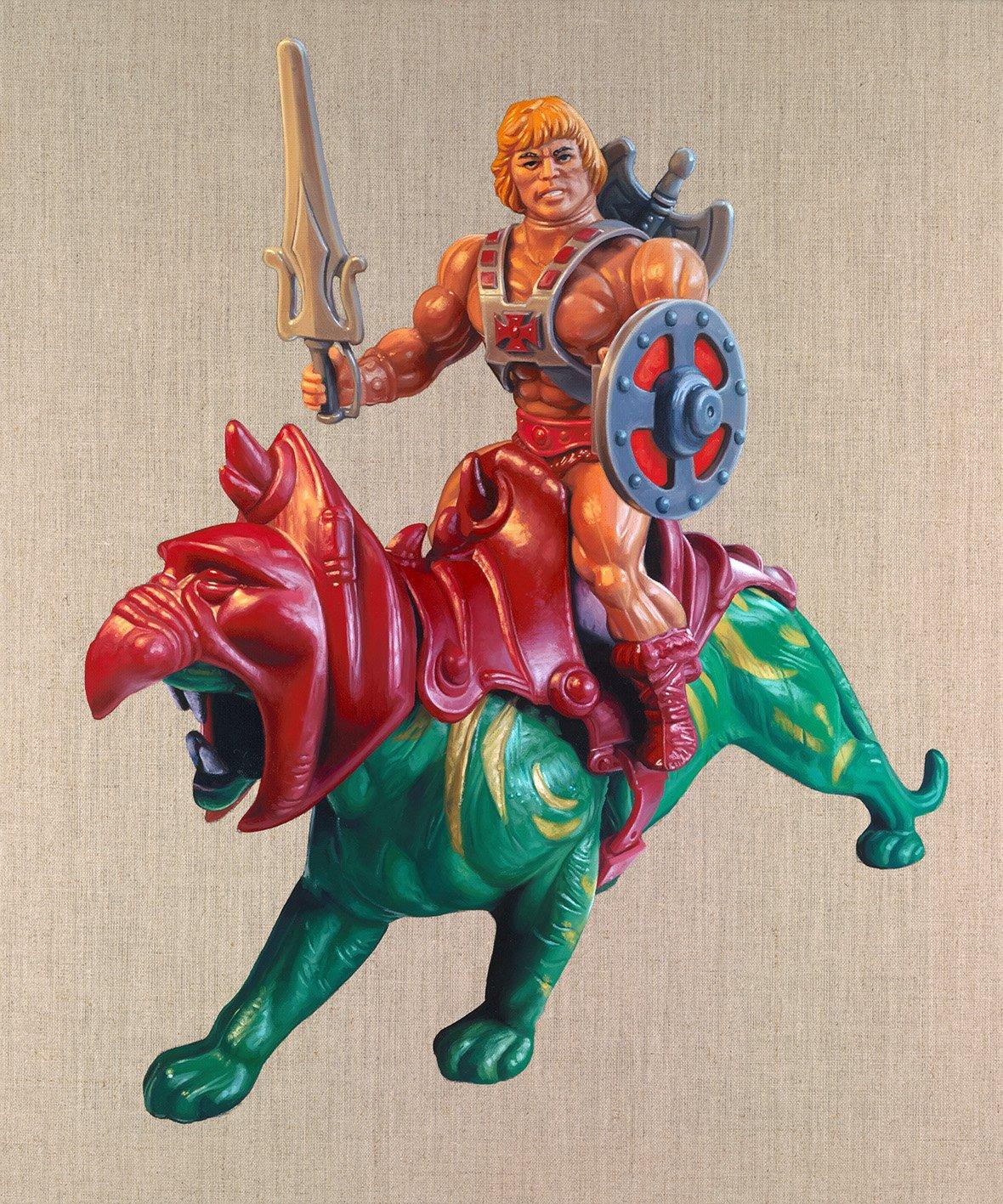 He-Man & Battlecat // LIMITED EDITION PRINT