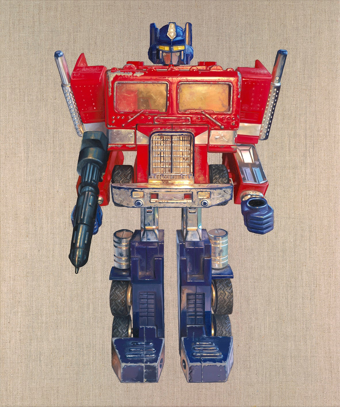 OPTIMUS PRIME // LIMITED EDITION PRINT