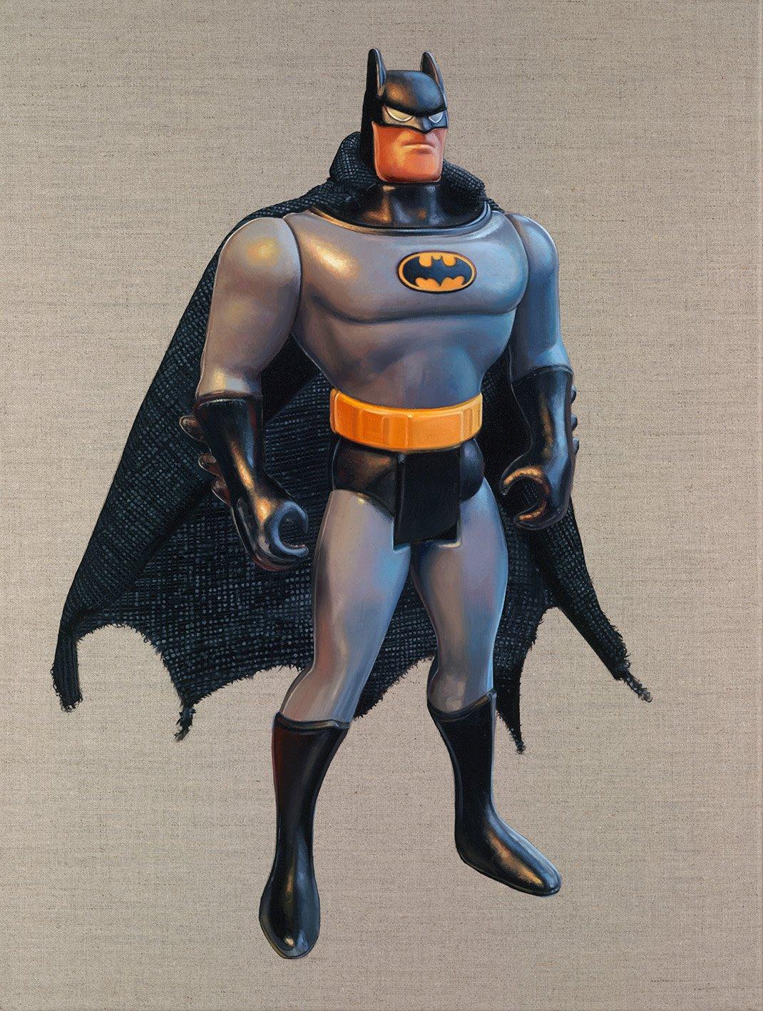 Image of Batman // LIMITED EDITION PRINT