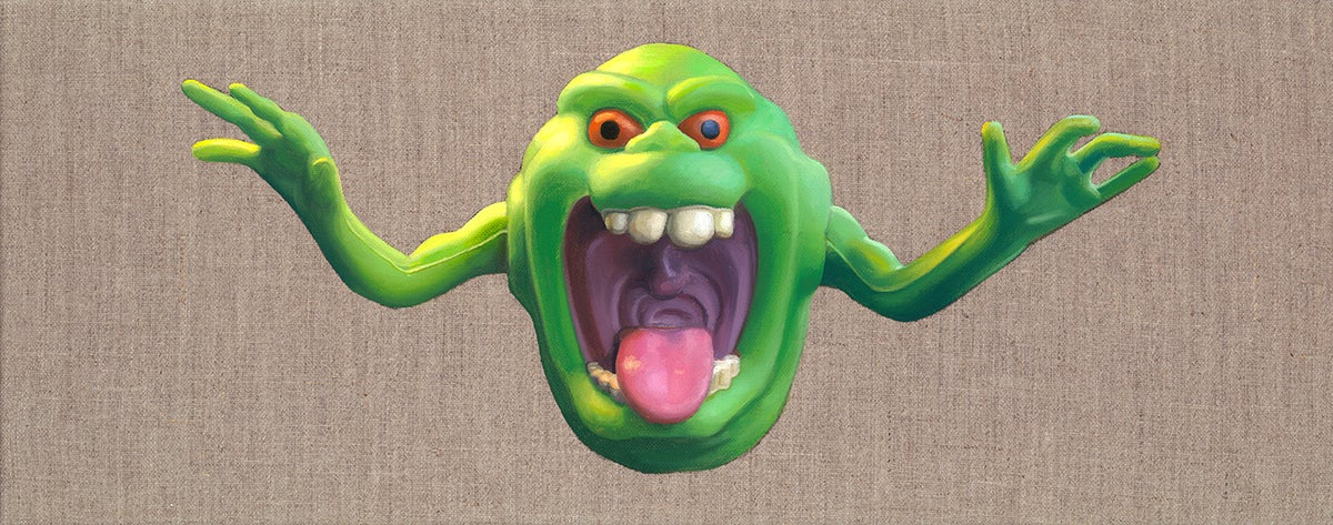 SLIMER // LIMITED EDITION PRINT