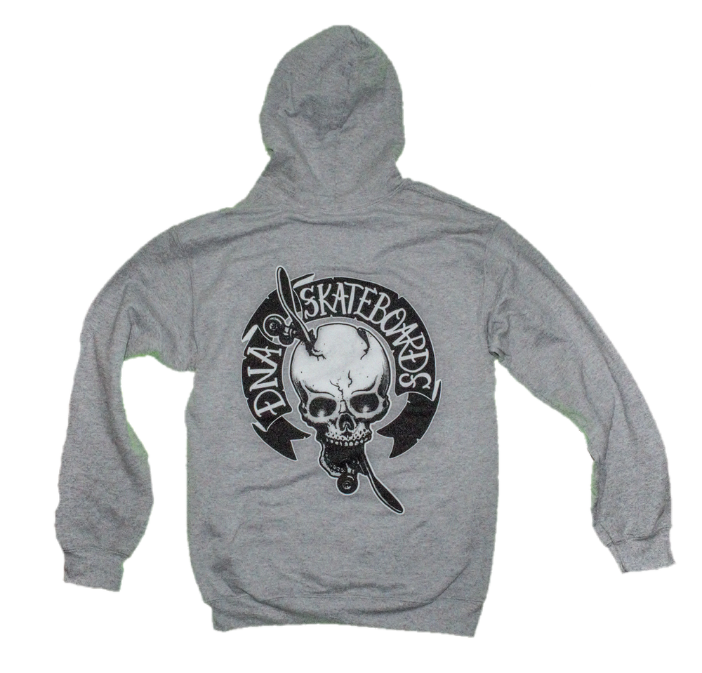 Image of D.N.A Pullover hoodies.