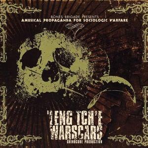 Image of Leng Tch'e / Warscars Split CD Digipack