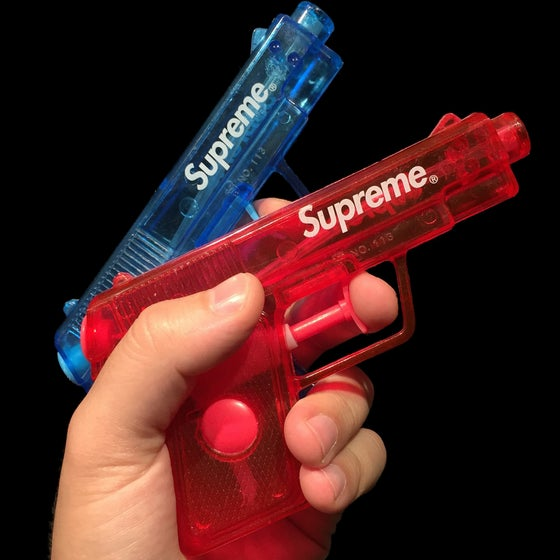 Image of 2011 Water Pistol