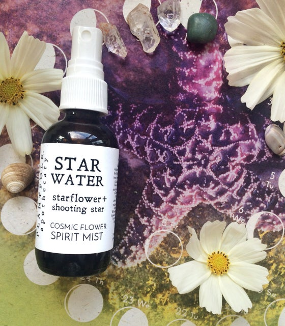 Image of Star Water {starflower + shooting star} spirit mist