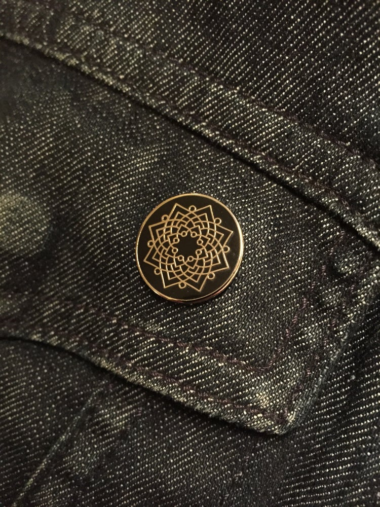 Image of Authentic Talisman Pin