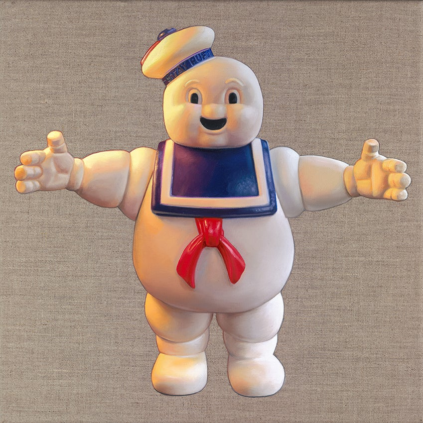 Stay Puft Marshmallow Man // LIMITED EDITION PRINT