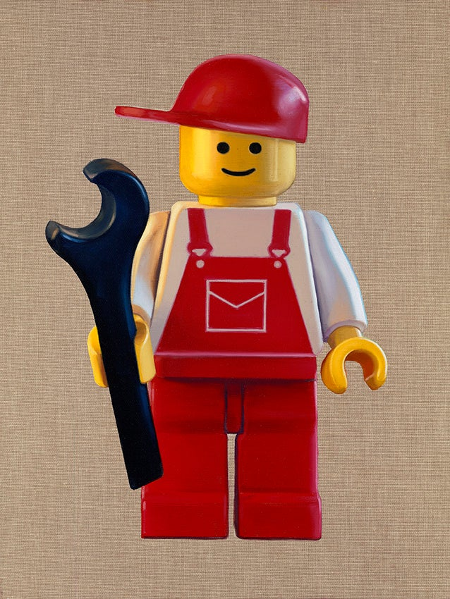 Image of HANDY MAN // LIMITED EDITION PRINT